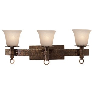 Americana 3-Light Vanity Light by Kalco