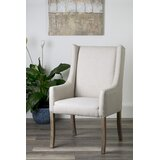 Dacula Upholstered Arm chair in Beige by Birch Lane™