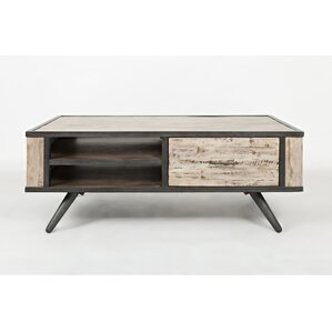 Shirlee Coffee Table by Union Rustic
