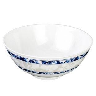 Heerenveen 39 oz. Melamine Rice Bowl (Set of 12)