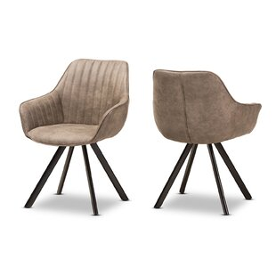Billie Upholstered Dining Chair (Set of 2..