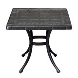 Pineville Metal Bistro Table