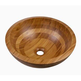Maykke Agata Bamboo Wood C..