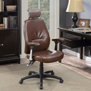 Mckean Executive Chair by Williston Forge Find
