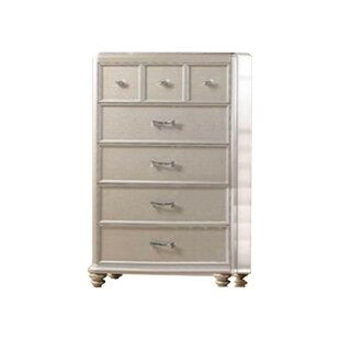 Boyland 7 Drawer Accent Chest by Rosdorf Park