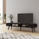 Dreiling Solid Wood TV Stand for TVs up to 65 by George Oliver