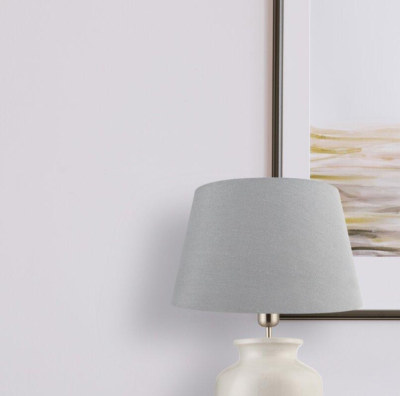 40 6cm fabric drum lamp shade