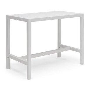 Allanton Aluminium Bar Table Image