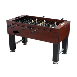 Fat Cat Tirade MMXI 55.13 Wood Foosball Table By GLD Products
