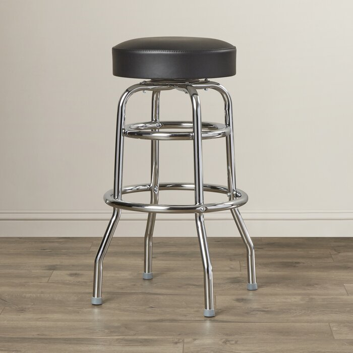 Enjoyable Retro Home 30 Swivel Bar Stool Ocoug Best Dining Table And Chair Ideas Images Ocougorg