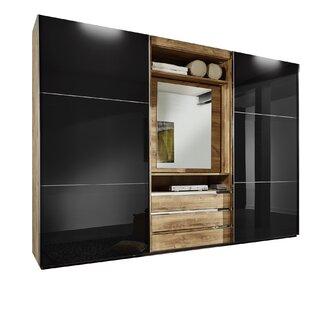 MagicGlass 2 Door Sliding Wardrobe By Wimex