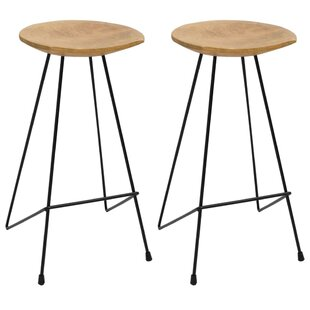 Imogene Bar Stool (Set Of 2) By Ebern Designs