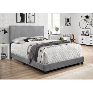 Templeton Upholstered Panel Bed