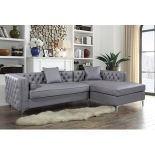 Willa Arlo Interiors Neysa Contemporary Sectional