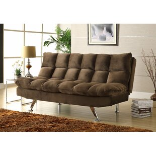 Affordable Jazz Convertible Sofa by Woodhaven Hill Reviews (2019) & Buyer's Guide