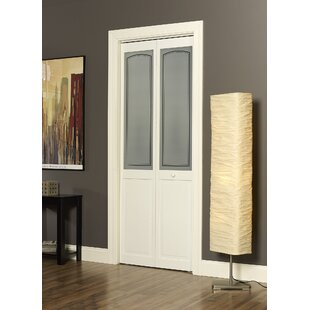 Pinecroft Pine Wood Unfinished Bi Fold Interior Door