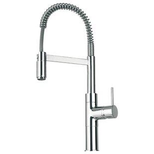 LaToscana Elba Pull Down Touch Single Handle Kitchen Faucet