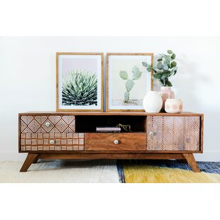 Hermantown Mudcloth TV Stand for TVs up to 60