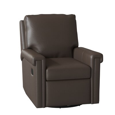 Excellent Kara Leather Manual Wall Hugger Recliner Bradington Young Gamerscity Chair Design For Home Gamerscityorg