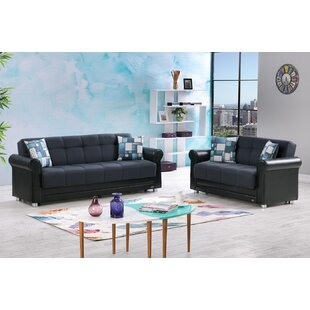 Meek Sleeper Living Room Set by Latitude Run