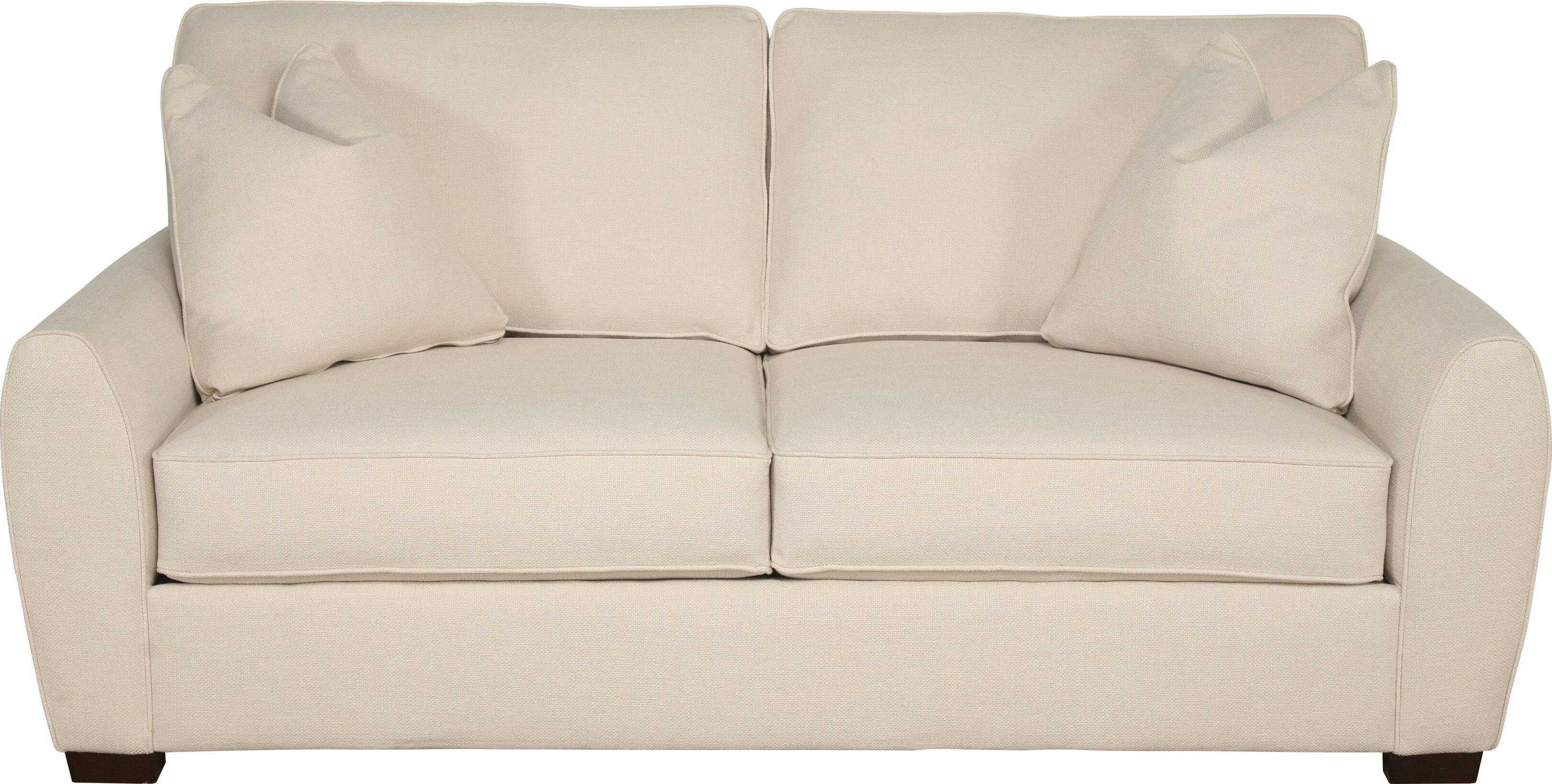 Bauhaus Apartment 75 Round Arm Sofa