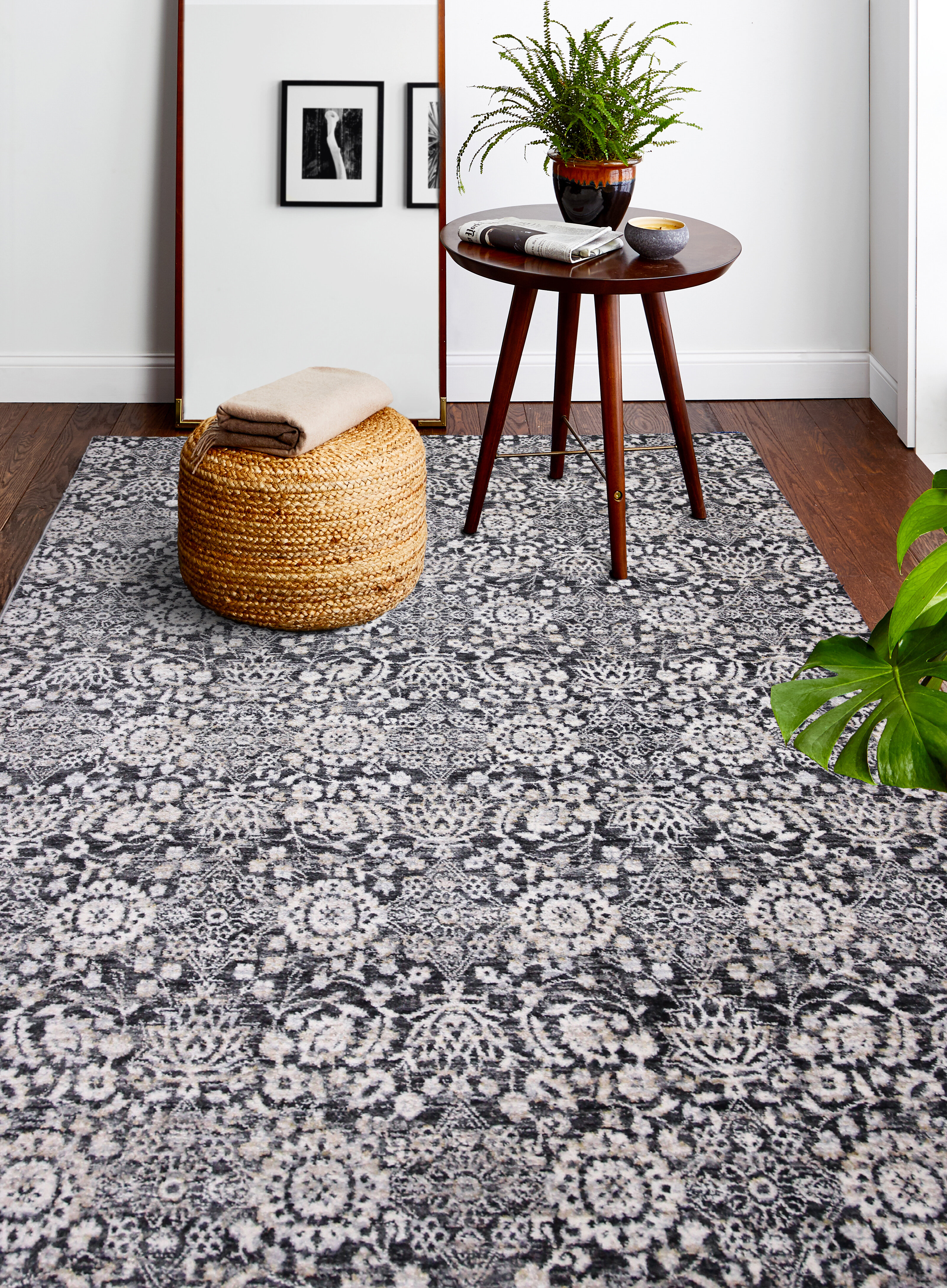 Floral Plant Area Rugs You Ll Love In 2021 Wayfair