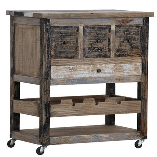 Oakengates Serving Cart By Williston Forge