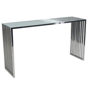 RMG Fine Imports Prisco Console Table