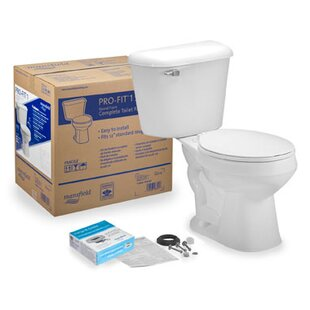 Mansfield Plumbing Products Pro-Fit 1 1.6 GP..