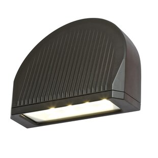 70-Watt LED Outdoor Security Wall Pack by DALS Lighting