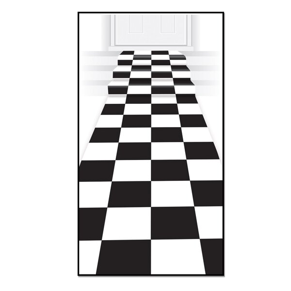 Black And White Checkered Wayfair