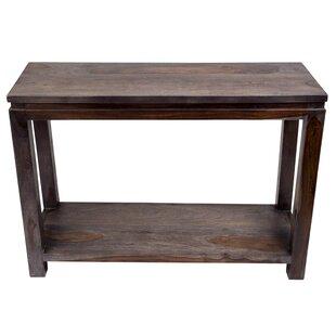 Loon Peak Mata Sheesham Console Table