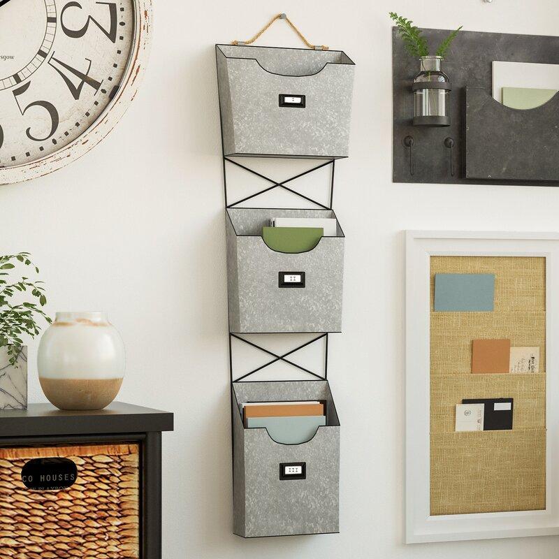 10 x 36 x 3 in. Organizer Accent Shelf
