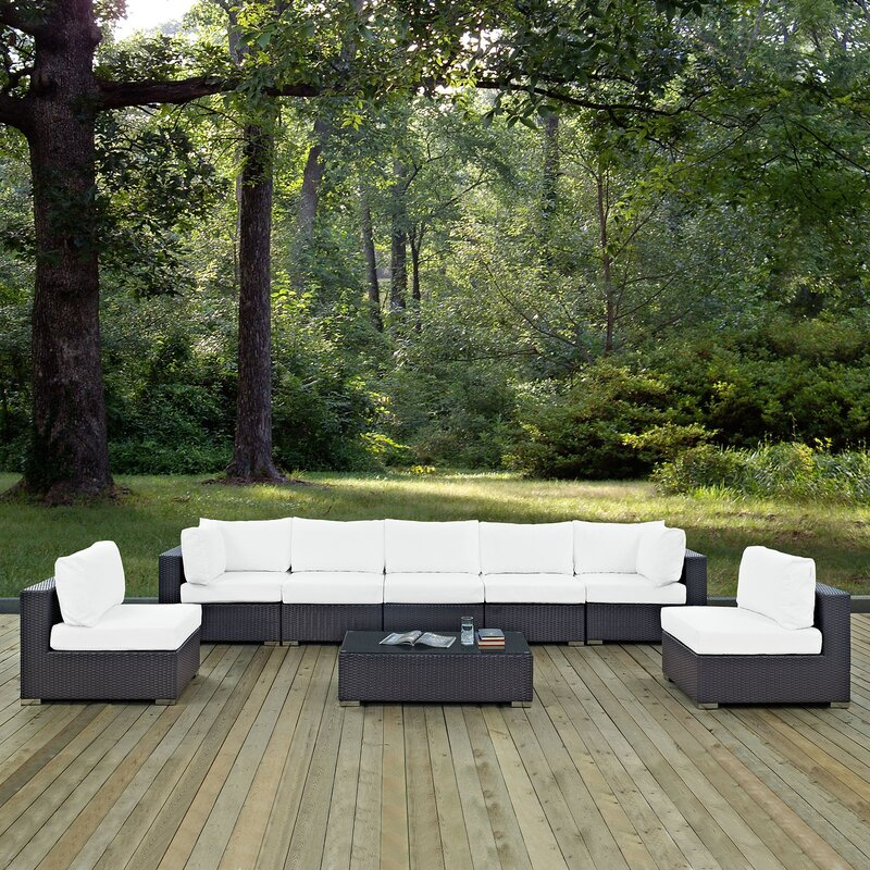 Ryele 4 Piece Lounge Chair Set With Cushions By Latitude