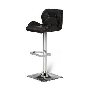 Clower Adjustable Seat Height Swivel Bar ..