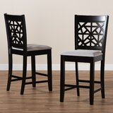 Jemaine 25 Counter Stool (Set of 2) by Canora Grey