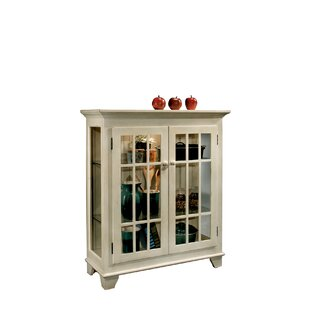Beau Console Curio Cabinet   Wayfair
