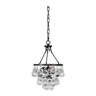 Robert Abbey Bling 2-Light Novelty Pendant