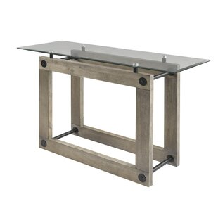 Rikki Console Table by 17 Stories