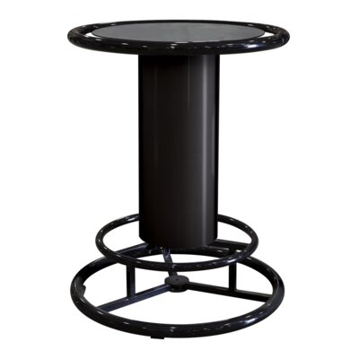 Pub Table - Black by Iowa Rotocast Plastics Wonderful
