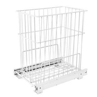 Look for Pullout Wire Hamper By Rev-A-Shelf