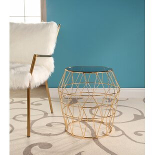 Brayden Studio Damen End Table