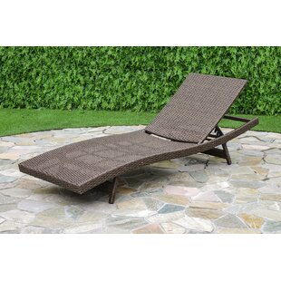 Brayden Studio Fortenberry Chaise Lounge (Set of 2)