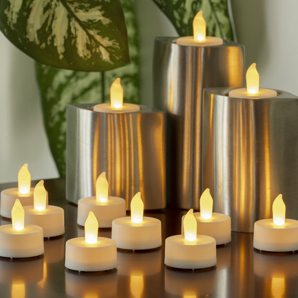 Extra Large Flameless Candles Free Shipping Over 35 Wayfair