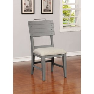 Blaire Upholstered Dining Chair (Set of 2) DarHome Co
