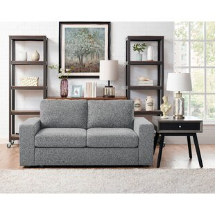 Inexpensive Corrine Linen-Like Modular Loveseat by Ivy Bronx Reviews (2019) & Buyer's Guide