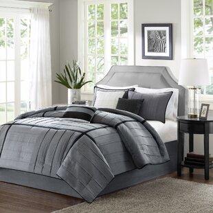 Wade Logan Quinn 7 Piece Comforter Set