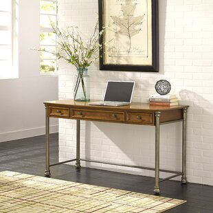 Inexpensive Mia Ractangle Writing Desk By Home Styles