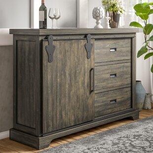Hot Springs Sideboard Three Posts