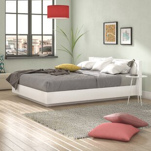 Bed Frame By Ebern Designs